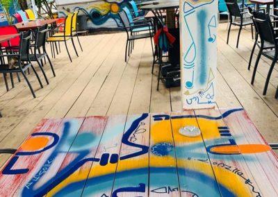 decoration tables petibonum
